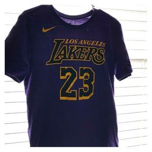 Nike la lakers shirt